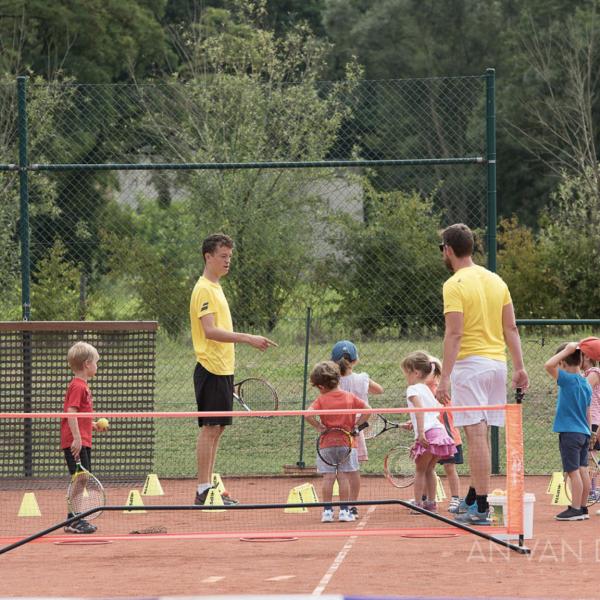 Tenniskamp 2019 - kids